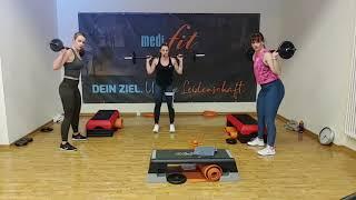 Langhantel Workout - 40min - medifit Wolfhagen