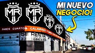 ENCONTRAMOS UN LUGAR PARA MI NUEVO NEGOCIO.. | ManuelRivera11