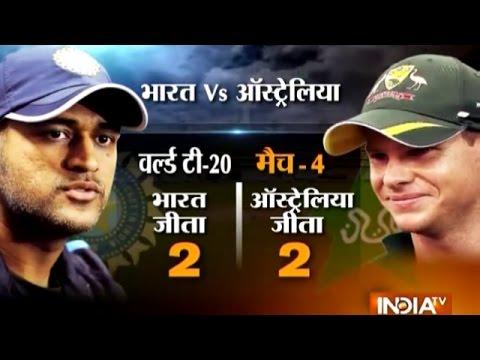 India vs Australia, T20 World Cup 2016: Who Will Enter in Semi-finals?