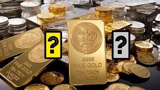 Золото или серебро что лучше покупать В каком металле хранить деньги? Что быстрее подорожает?Прогноз