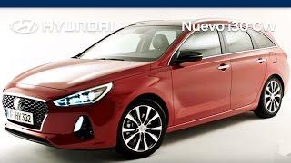 Hyundai i30 CW Ya est aqu el nuevo modelo смотреть