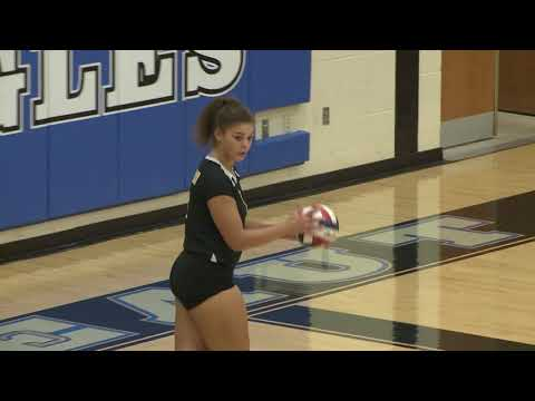 Maplewood vs Conneaut, PA-Girls High School Volleyball
