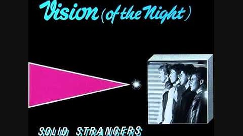 Solid Strangers - Face To Face (1986)