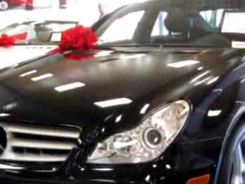 Sold 2007 mercedes benz cls63 amg ray catena mercedes for Ray catena mercedes benz