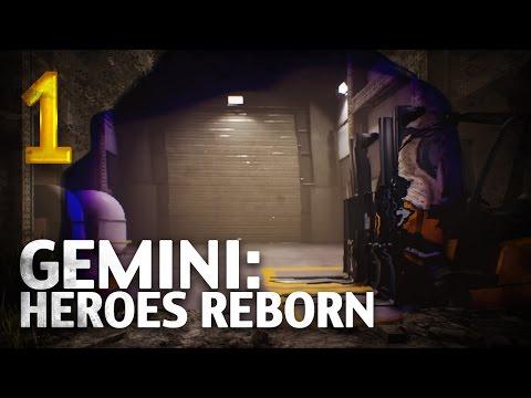 Прохождение игры Gemini Heroes Reborn