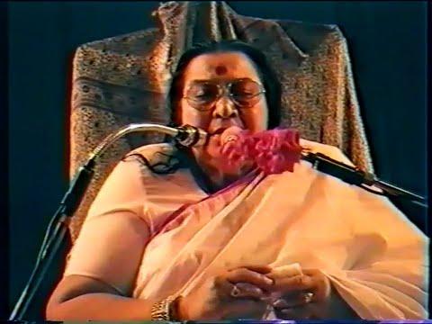 1994-0115 Public Program, Bangalore, India
