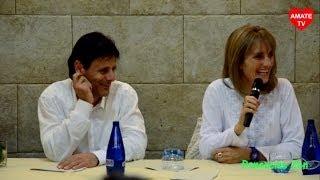 Suzanne Powell - Desintoxicación con monodietas - Madrid 14-03-2014  AmateTV