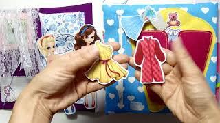 #Кукольныйдом для Машеньки #7лет (#ВерхняяСалда #Свердловскаяобласть )#подарокотмамы #мебельдлякукол