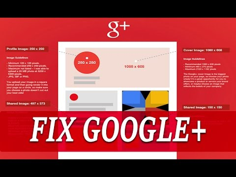 How To Active Google Plus Suspended Account (2016) | FIX: Google+ Profile