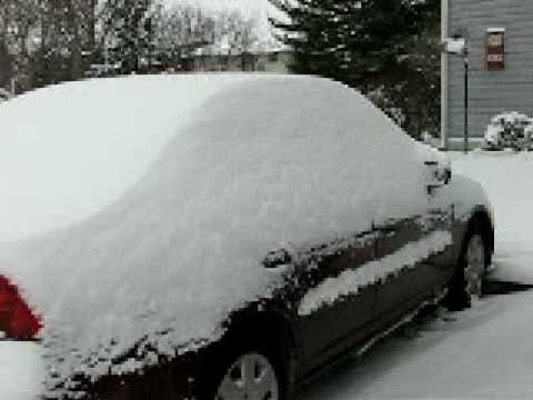 Remove snow from my car!