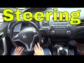Pull Push Steering Technique-HOW TO