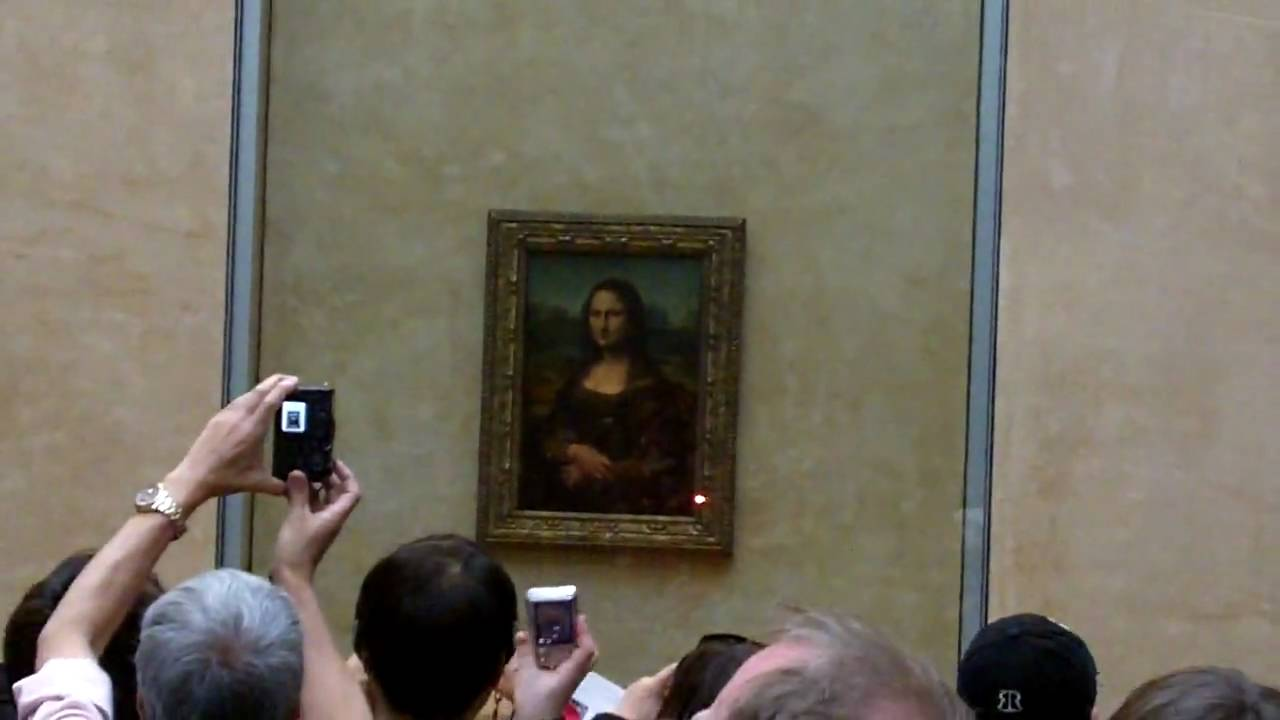 Mona lisa louvre museum youtube for Can you buy the mona lisa