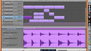 How to Gradually Increase Song Tempo Volume and Pitch in Garageband