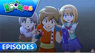 【Official】Blazing Teens 5 (English) -  EP01