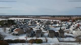 SNOW VLOG IOWA CITY
