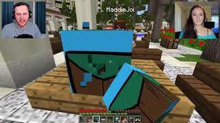 SSundee Minecraft  SONIC LUCKY BLOCK CHALLENGE   THE COIN RACE CHALLENGE