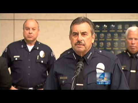 Download Part 7 - LAPD's Chief Beck Defends Email Ordering Arrests - NBC NEWS