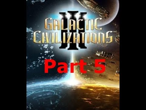 Galactic Civilizations 3 part 5 100 turns of planning, but when's the war?