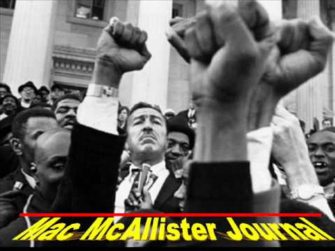 Mac McAllister Journal-Remembering Adam Clayton Powell
