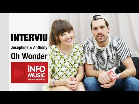 Interviu cu trupa Oh Wonder la Summer Well 2017
