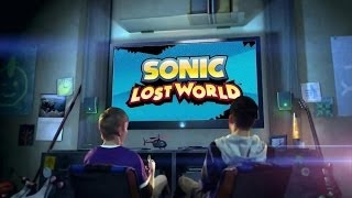 Sonic Lost World Disney XD Now Available 90sec US TV Commercial