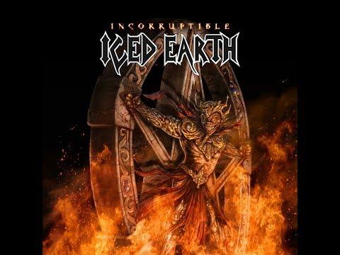 ICED EARTH - incorruptible full album (2017)