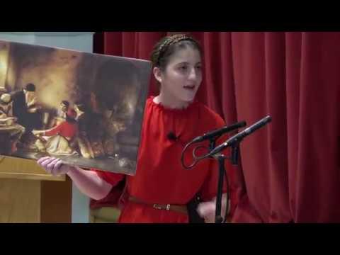 Η Γιορτή της 25ης Μαρτίου του Κέντρου Νεότητος της Ι.Μ Γρεβενών