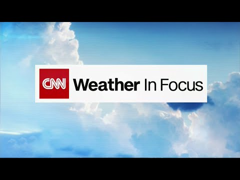 "CNN International: ""Weather in Focus"" filler"