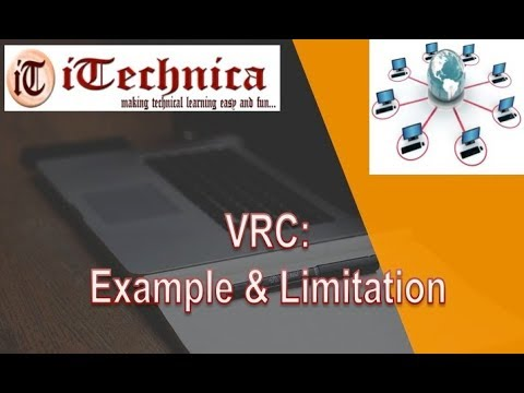 8. VRC (Vertical Redundancy Check) with example and problem