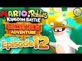 Mario + Rabbids Kingdom Battle Donkey Kong Adventure - Episode 12 - Ultimate Challenges 3 & 4! 100%!