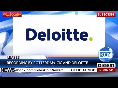 KCN: Rotterdam CIC and Deloitte to record leases in blockchain