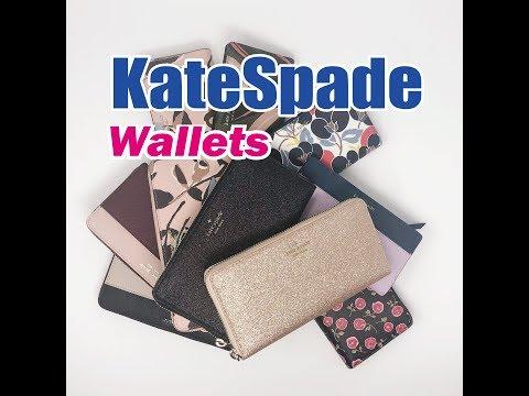Kate Spade Various Wallets Review | EzdecorBags