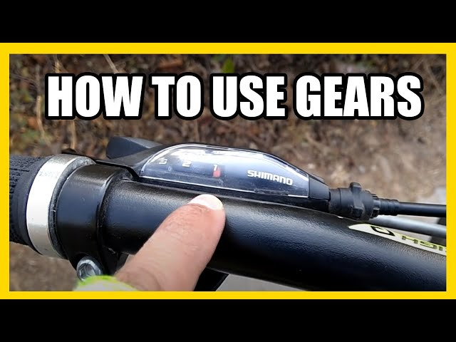 How to Change and Use Gears on Bicycle   MTB   Basics   Hindi   Tutorial