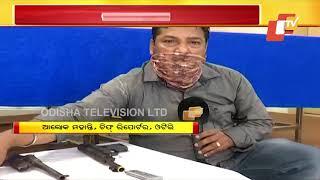 Fire Arms Racket Raises Ugly Head In Odisha Capital City