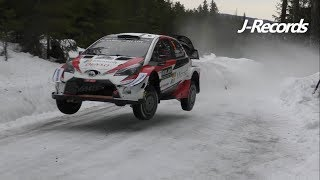 WRC Rally Sweden 2019 - MAX ATTACK