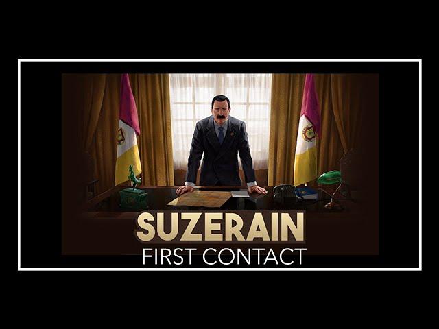 [FR] Suzerain - Lecture interactive et politique