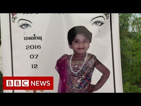 Sri Lanka attacks: How one churchgoer saved lives - BBC News