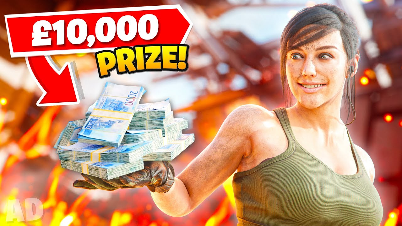 EPIC *£10,000* game of Battle Royale!