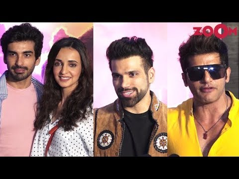 TV Celebs attend a special screening of The Lion King | Sanaya-Mohit, Karanvir, Rithvik and others