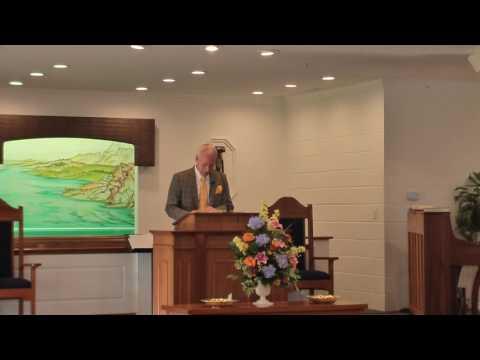 Pastor Jones 8 14 16 PM Service at Community Baptist Church, Ayden, NC