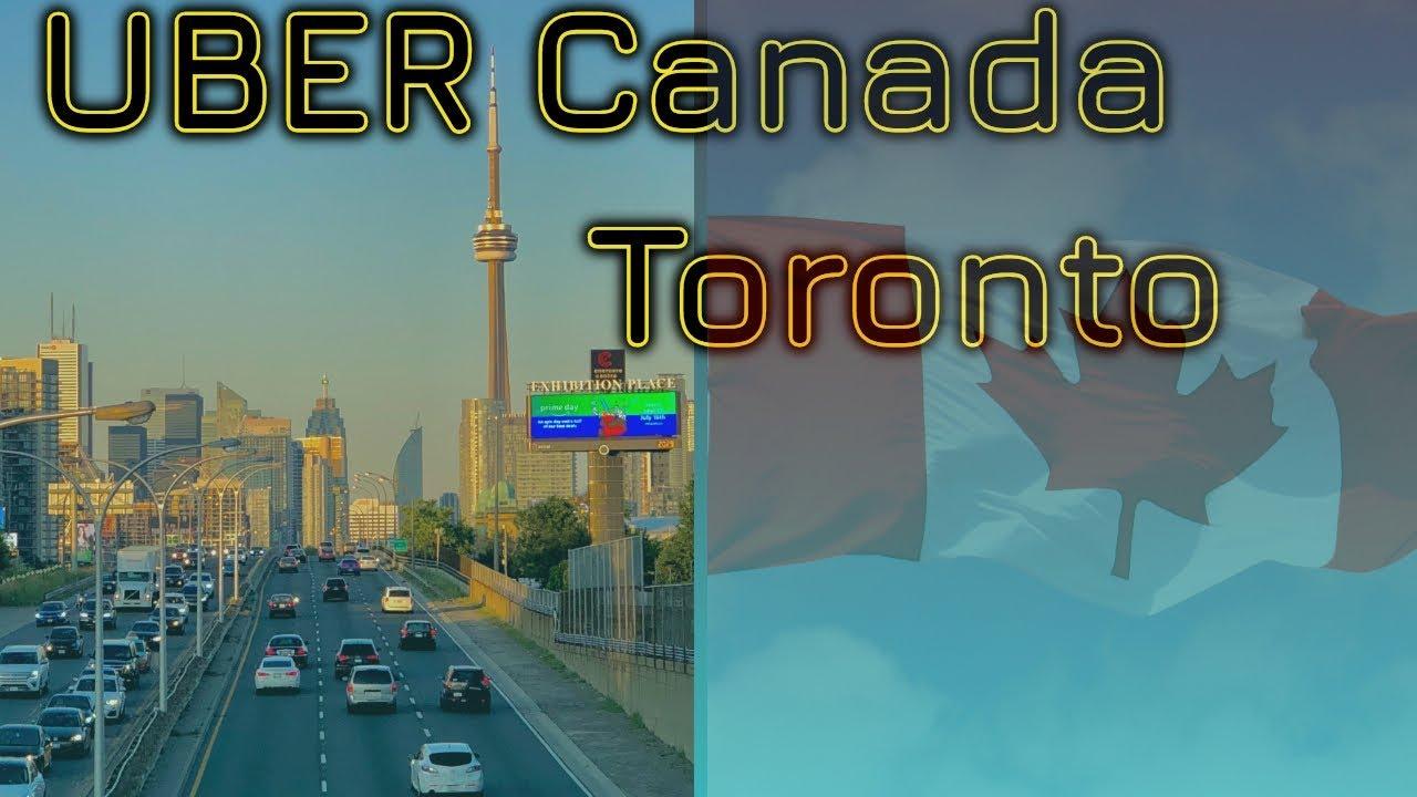 Uber Canada - Toronto - YouTube