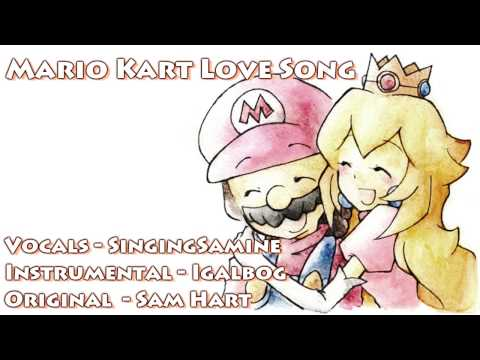Mario Kart Love Song  Piano
