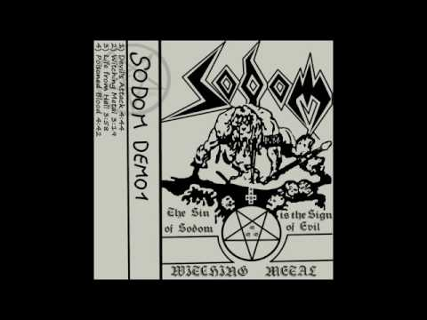 Sodom (Germany) - Witching Metal (Demo) 1982
