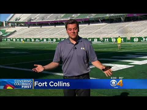 Colorado State University Opens New On-Campus Stadium