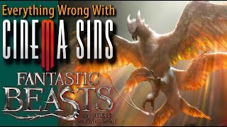 Everything Wrong With CinemaSins: Fantastic Beasts Copyright Edition