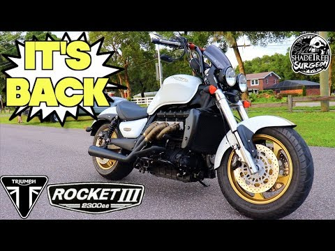 The return of the Triumph Rocket