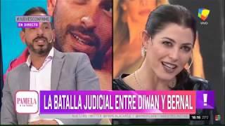 Explosiva confesión de Barby Silenzi contra Bernal - Pamela a la Tarde (16/05/2019)