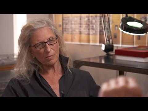"Annie Leibovitz on how partner Susan Sontag ""set a bar"""