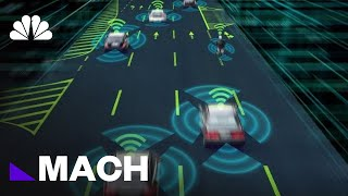 People Of Color Could Be At Risk If Self-Driving Cars Aren't Properly Trained | Mach | NBC News