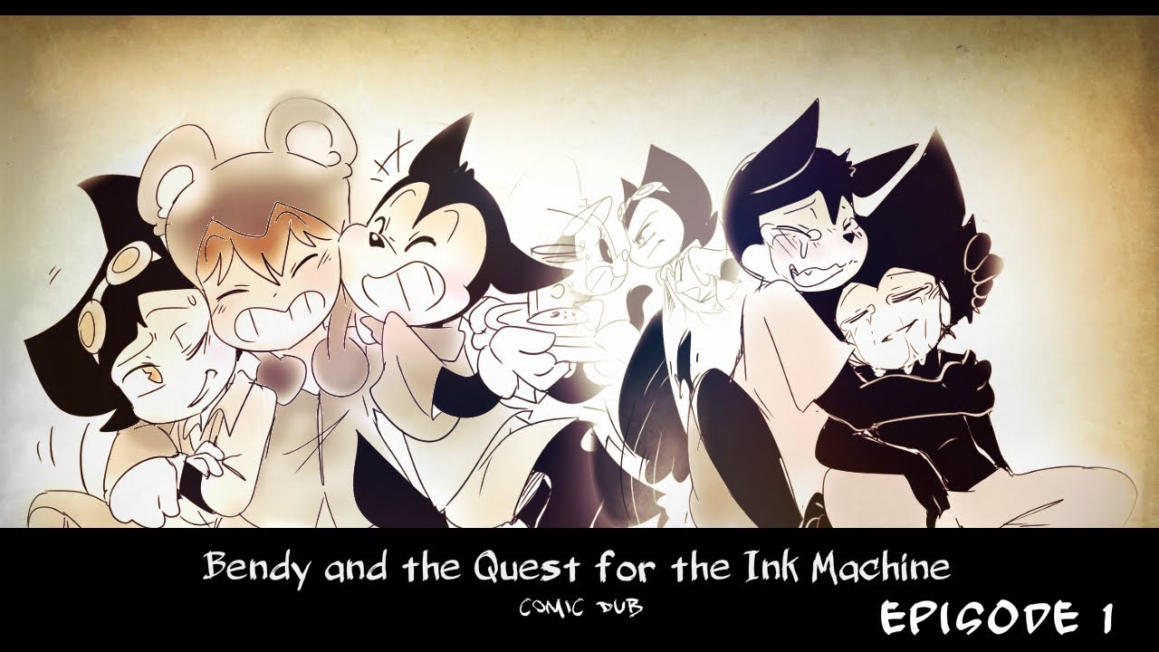 quest for the ink machine